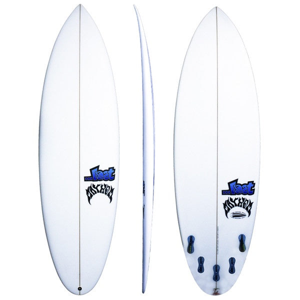 ...LOST QUIVER KILLER 6'2
