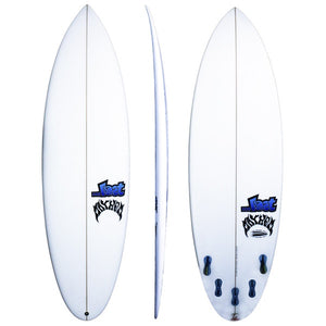 "...LOST QUIVER KILLER 5'10"" PU"