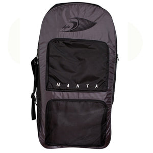MANTA BLACK BODYBOARD BAG 1-2 Brds 2021