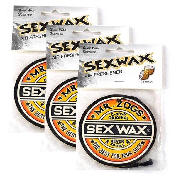 SEX WAX AIR FRESHENER Coconut