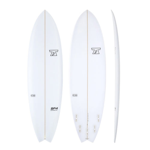 7S SUPERFISH 4 PU 8'0 FCS II