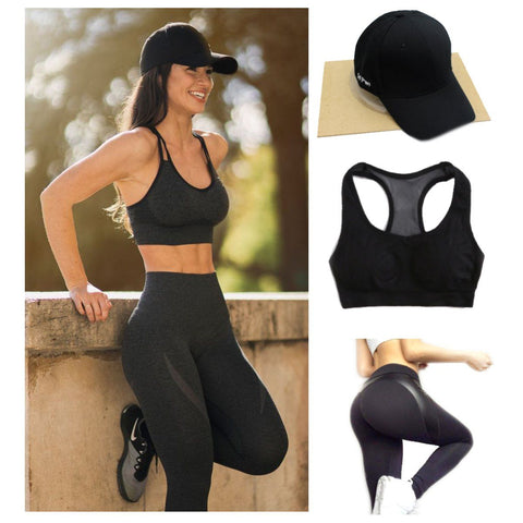 Black Jogger Bundle  |  TRU180 Fitness