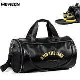 Classic Style Gym Bag with Shoes Storage  |  TRU180 Fitness