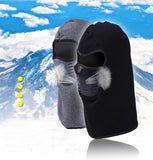 Windproof Winter Cycling Face Mask Neck Warmer