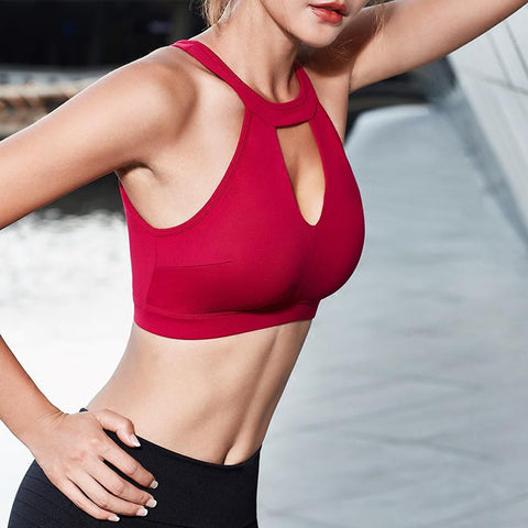 Padded Sports Bra  |  TRU180 Fitness