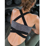 Padded X-Strap Sports Bra  |  TRU180 Fitness