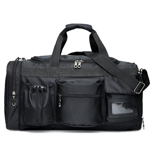 Multiple Compartment Nylon Duffle  |  TRU180 Fitness