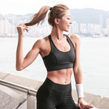 Push Up Sports Bra  |  TRU180 Fitness