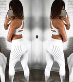Leggings Slim High Waist Elasticity