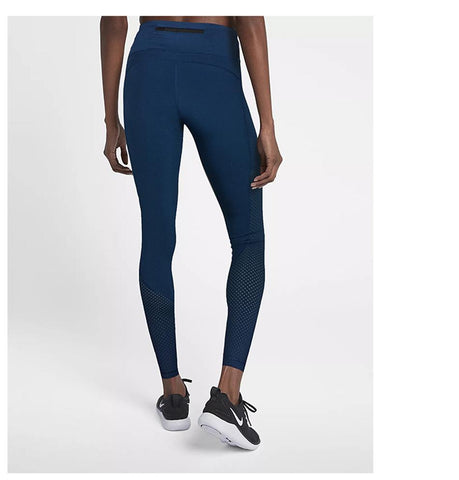 High-Waisted Mesh Pocket Leggings  |  TRU180 Fitness