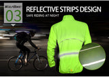 Windproof Reflective Cycling Jacket