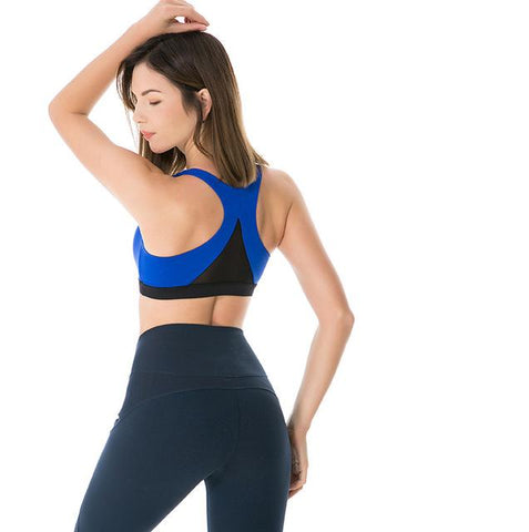 Sports Bra With Removable Cups  |  TRU180 Fitness