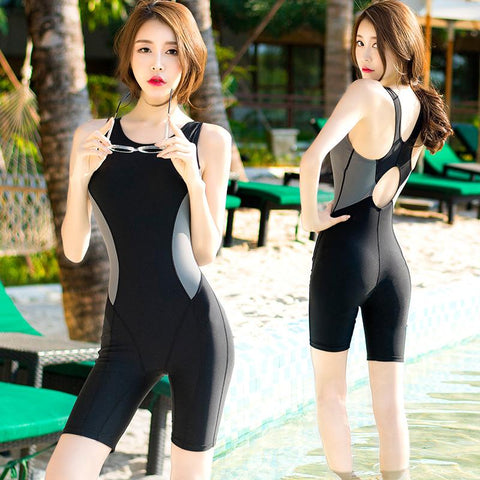 One Piece Sport Swimsuit  |  TRU180 Fitness