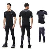 Men's Compression Quick Dry Separates  |  TRU180 Fitness