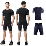 2 Pieces Summer Men Set  |  TRU180 Fitness