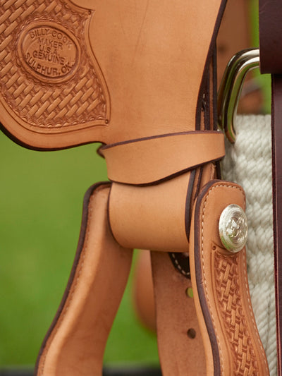 Billy Cook Show Saddle - RM Tack & Apparel