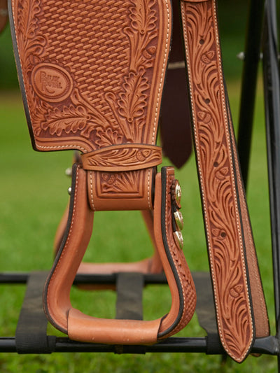 Billy Royal Youth Show Saddle - RM Tack & Apparel
