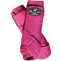 Professional's Choice VenTECH Elite Sports Medicine Boots - FRONT - LARGE - RM Tack & Apparel