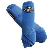 Professional's Choice VenTECH Elite Sports Medicine Boots - FRONT - MEDIUM - RM Tack & Apparel