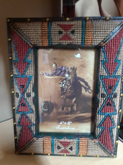 Western Beaded Picture Frames - RM Tack & Apparel