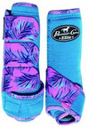 VenTECH Elite Sports Medicine Boot 4-Pack -Paradise/Pacific - RM Tack & Apparel