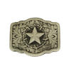 Nacona Men's Star Belt Buckle