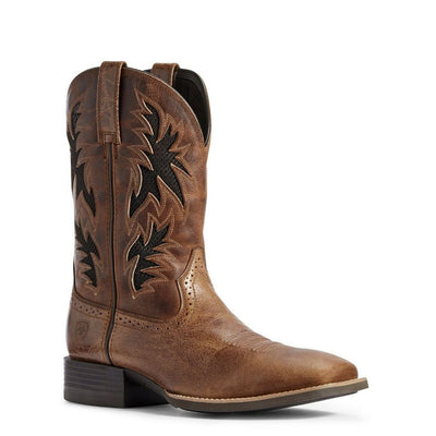 Ariat Men's Sport Cool VentTEK Cowboy Boots - RM Tack & Apparel