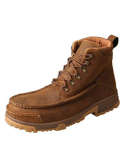 Twisted X Men's 6″ Composite Toe Work Boot with CellStretch® - RM Tack & Apparel