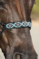 Cowboy Braided Rope Halter-One Size - RM Tack & Apparel