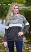 Camo Star Top - RM Tack & Apparel