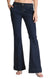 "Grace in LA Women's Mid-rise Dark Wash Flare Jean - 32"" Inseam"