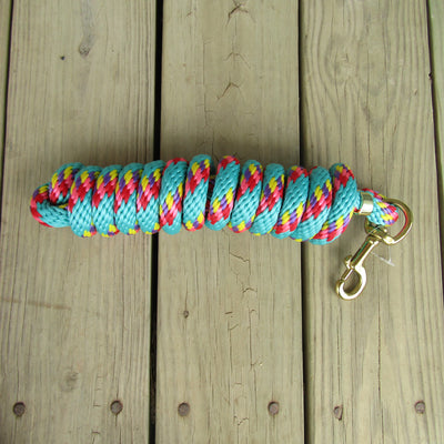 8 Foot Lead Rope - RM Tack & Apparel