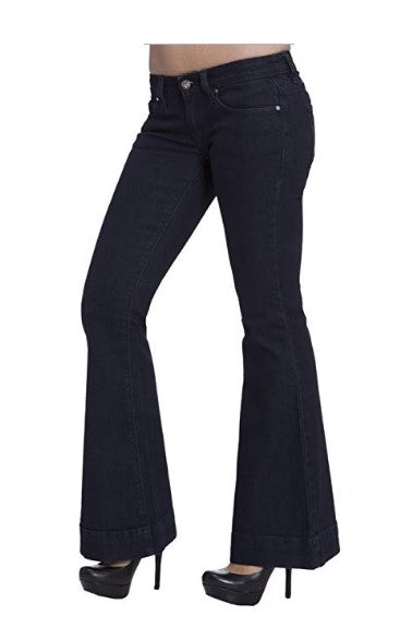 Indigo Saints Womens Flare Jeans - RM Tack & Apparel