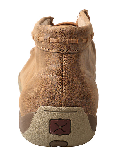 Twisted X Men's Bomber Tall Driving Moc Shoe - RM Tack & Apparel