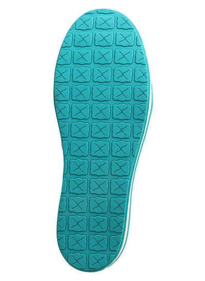 Twisted X Women's Hooey Lopers – Blue/Multi - RM Tack & Apparel