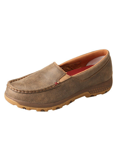 Twisted X Women's Driving Moc with CellStretch® - RM Tack & Apparel