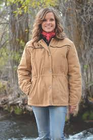 Wyoming Traders Canvas Ranch Coat