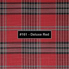 Kensington Pony Fly Sheet #161 Red Plaid - RM Tack & Apparel