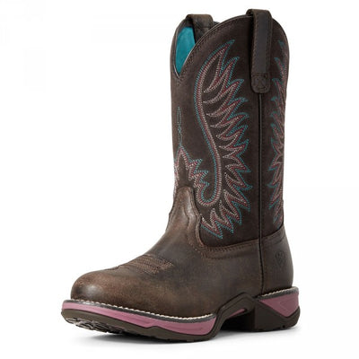 Ariat Women's Anthem Round Toe Boots - RM Tack & Apparel