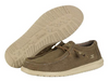 Hey Dude Men's Wally Canvas Nut Shoe