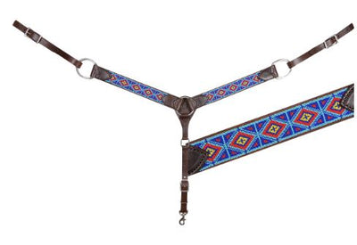 Cashel Beaded Breast Collar