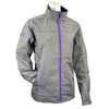 Women's Cowgirl Hardware Heather Grey Tech Jacket