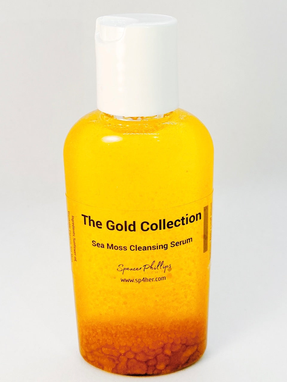 Golden Sea Moss Cleansing Serum