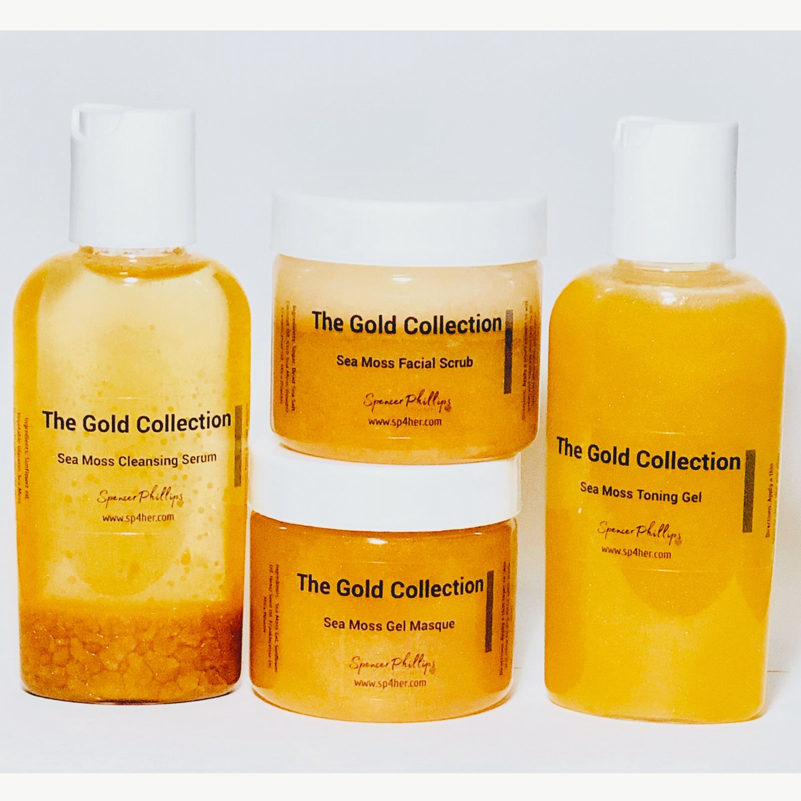 The Golden Sea Moss Collection (Full Size)