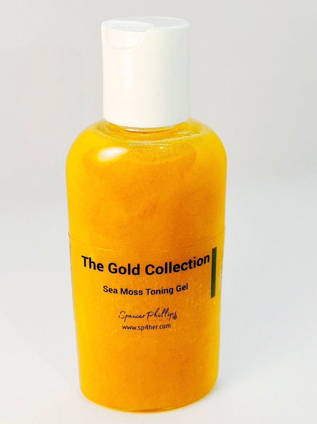 Golden Sea Moss Toning Gel
