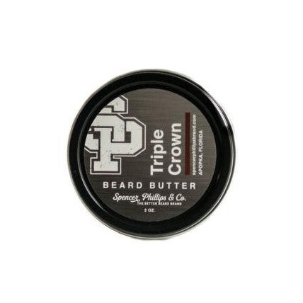 Triple Crown Beard Butter