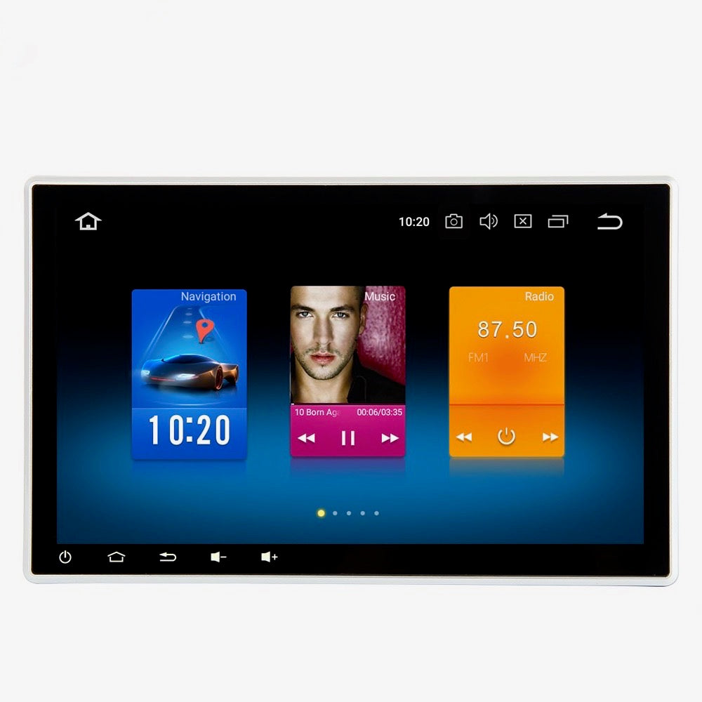 "10.2"" Universal Car Android Radio for Toyota and Nissan GPS Android 8.0 MP3 4G 32G Octa Core"