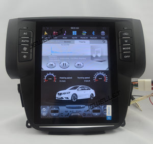 "Nissan Sentra 2013 - 2019 10.4"" Vertical Screen Android Radio Tesla Style"