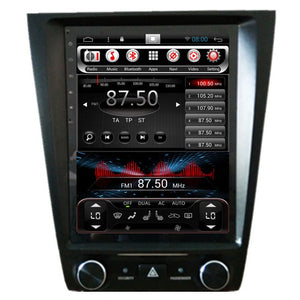 "Lexus GS 2004-2009 12.1"" Vertical Screen Android Radio with Aluminum Alloy Bezel Tesla Style"