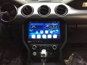 "Tesla Style Ford Mustang 2015 - 2018 10.2"" Android Radio - Rhino Radios"